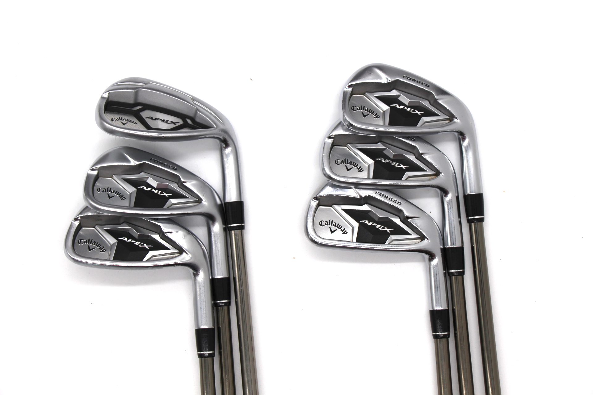 Callaway Apex CF19 Ladies Iron Set