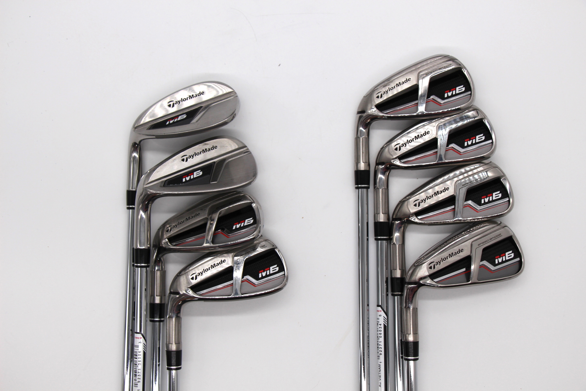 TaylorMade M6 Irons – Left Handed