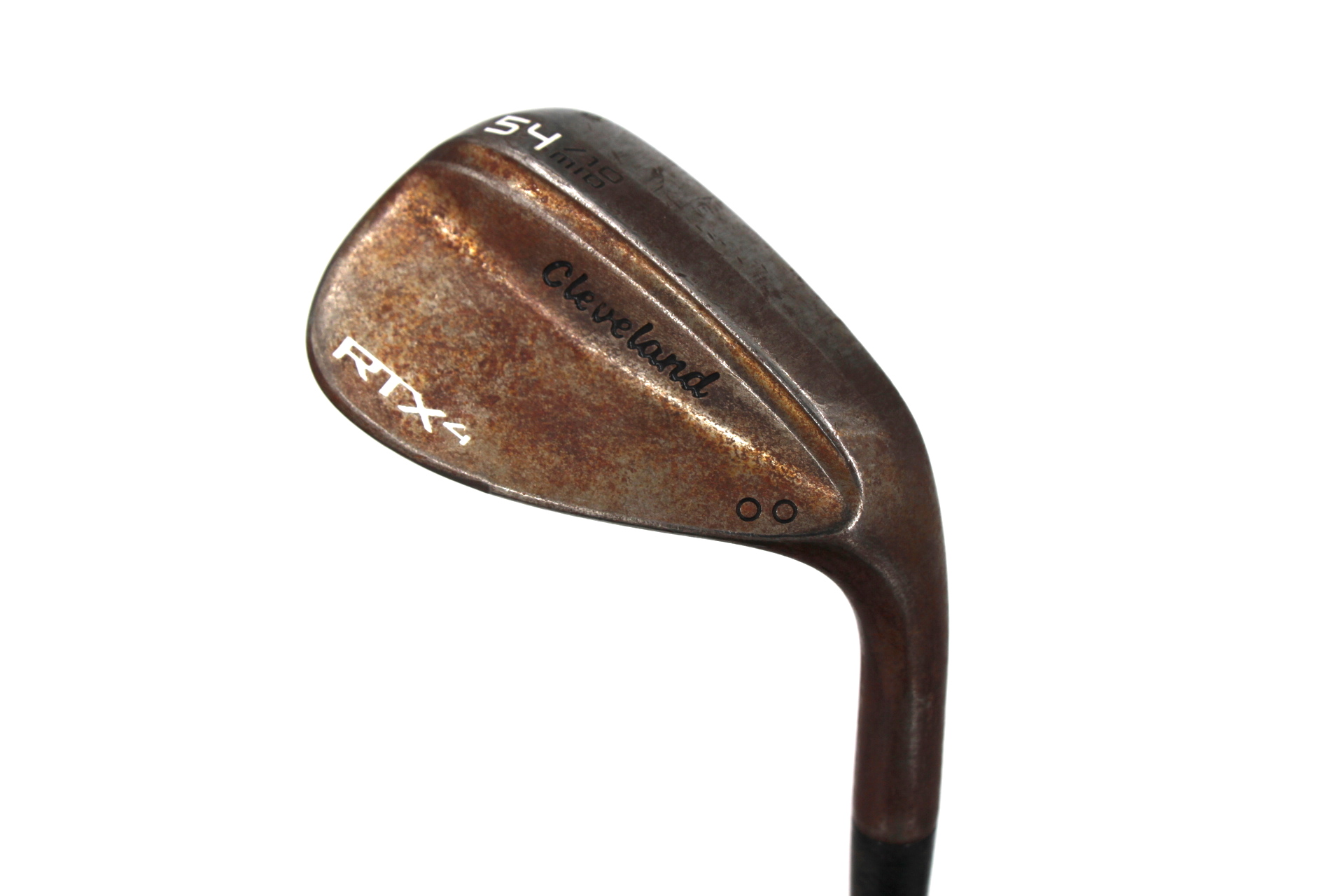 Cleveland RTX-4 Mid Grind Tour Raw 54″ Wedge