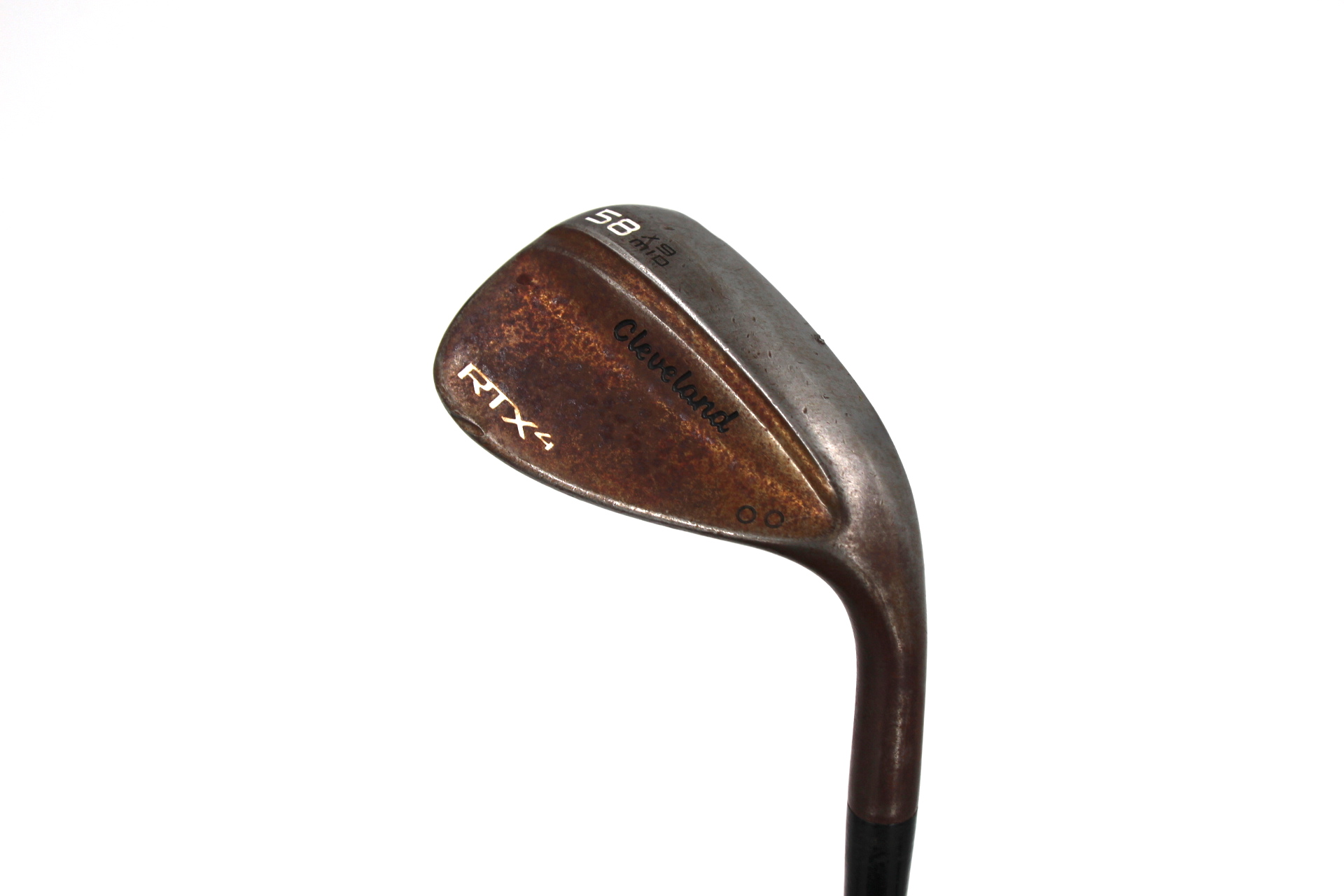 Cleveland RTX-4 Mid Grind Tour Raw 58″ Wedge