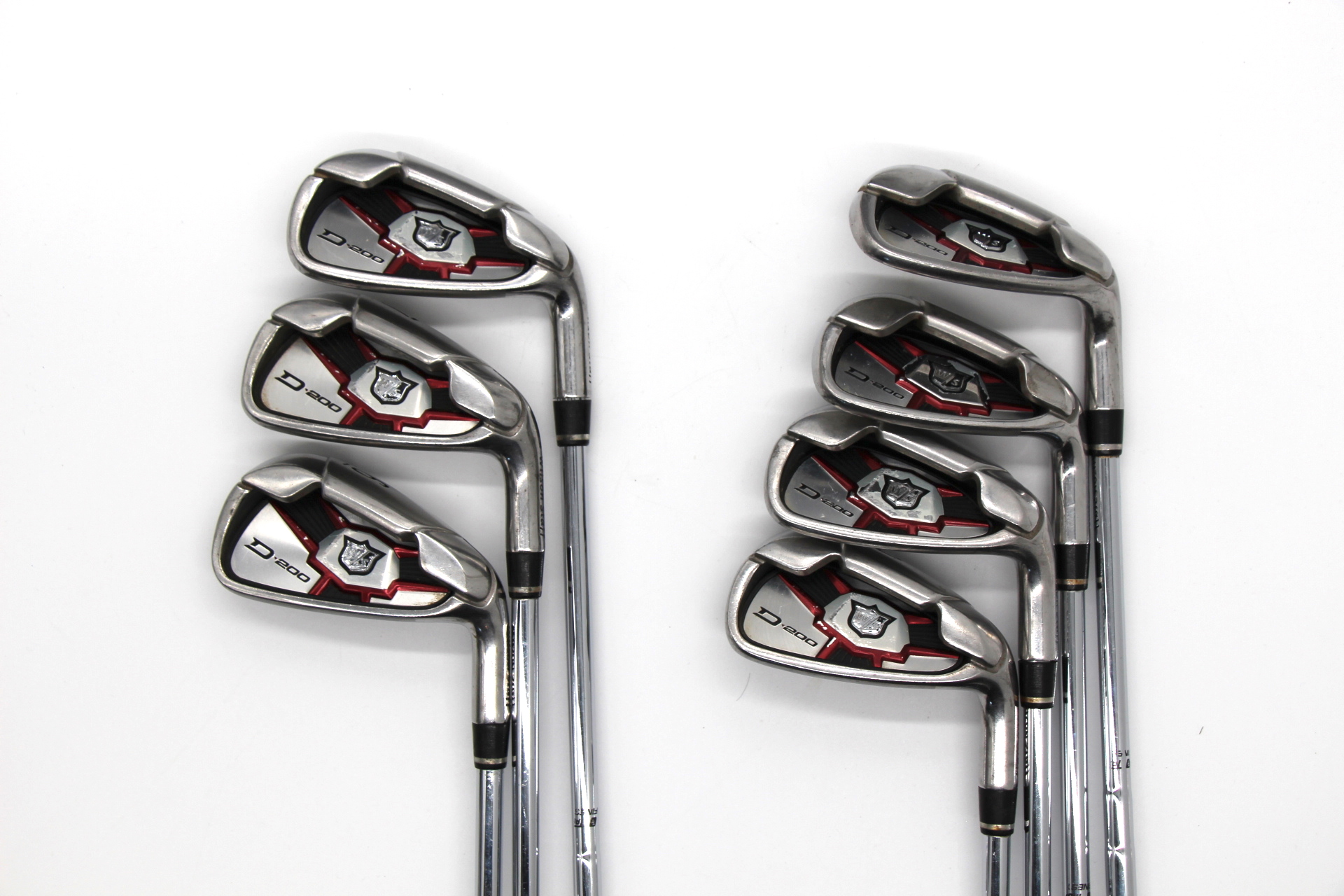 Wilson Staff D200 Iron Set