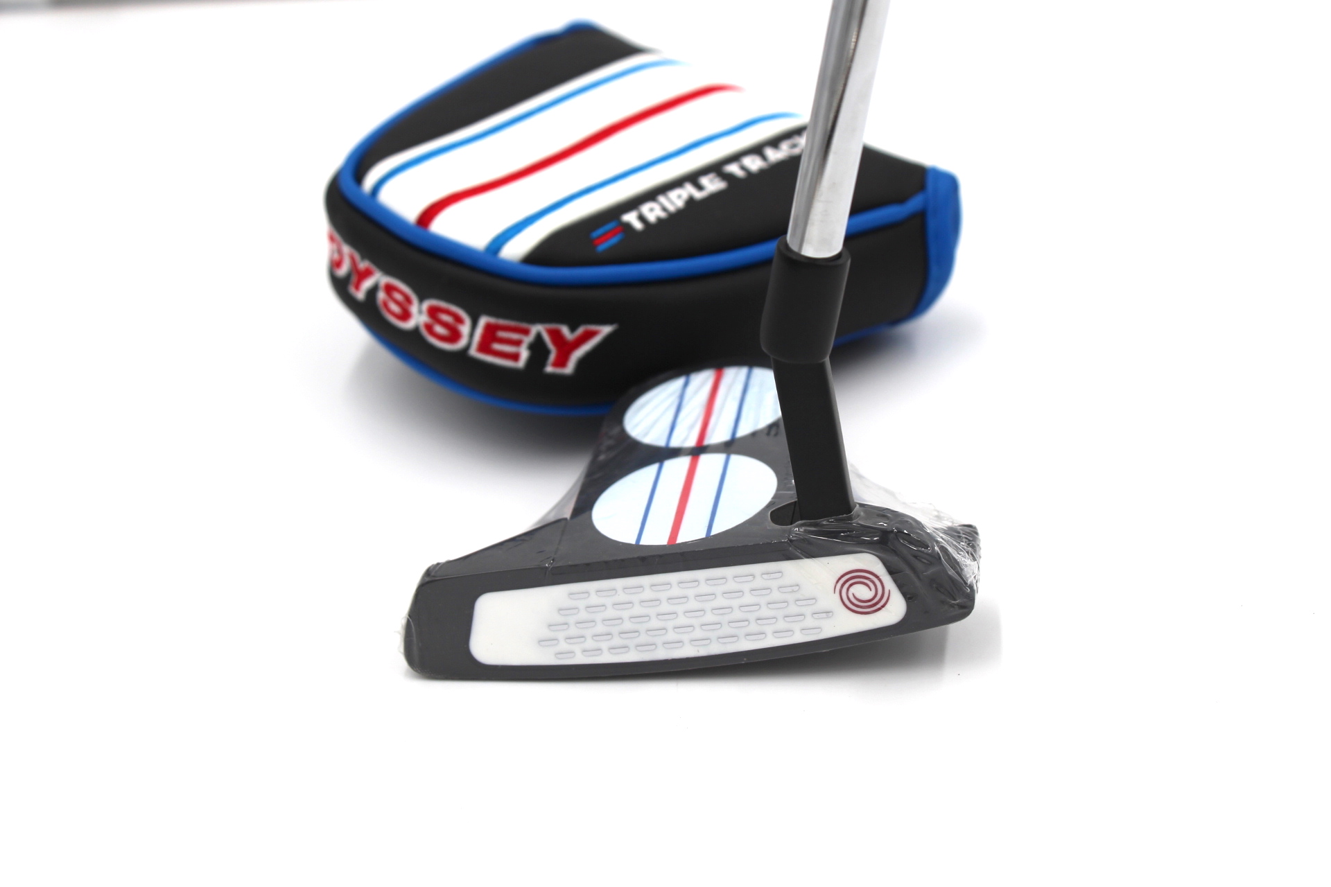 Odyssey Triple Track 2-Ball Blade Putter