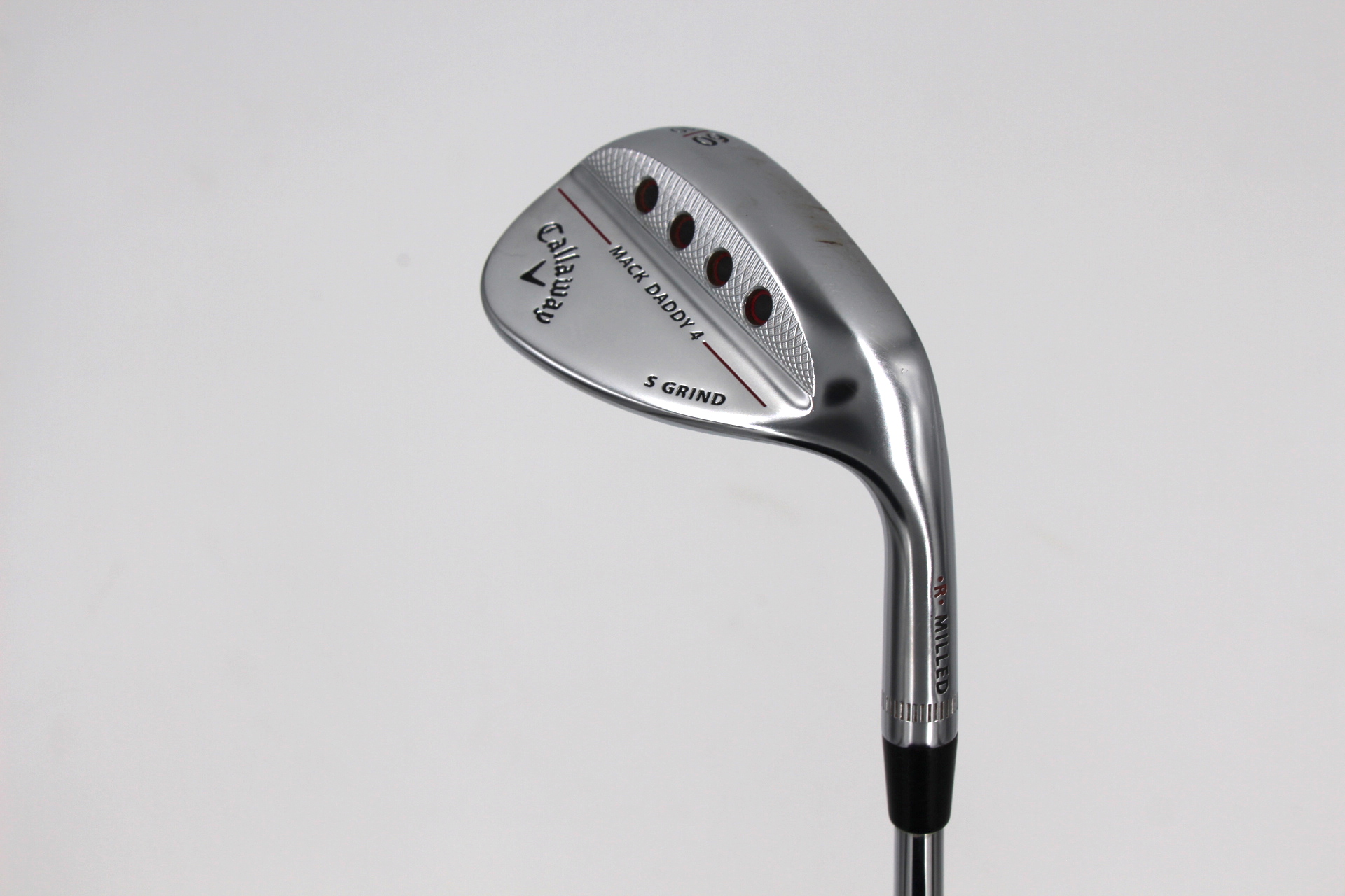 Callaway Mack Daddy 4 Chrome 60″ Wedge