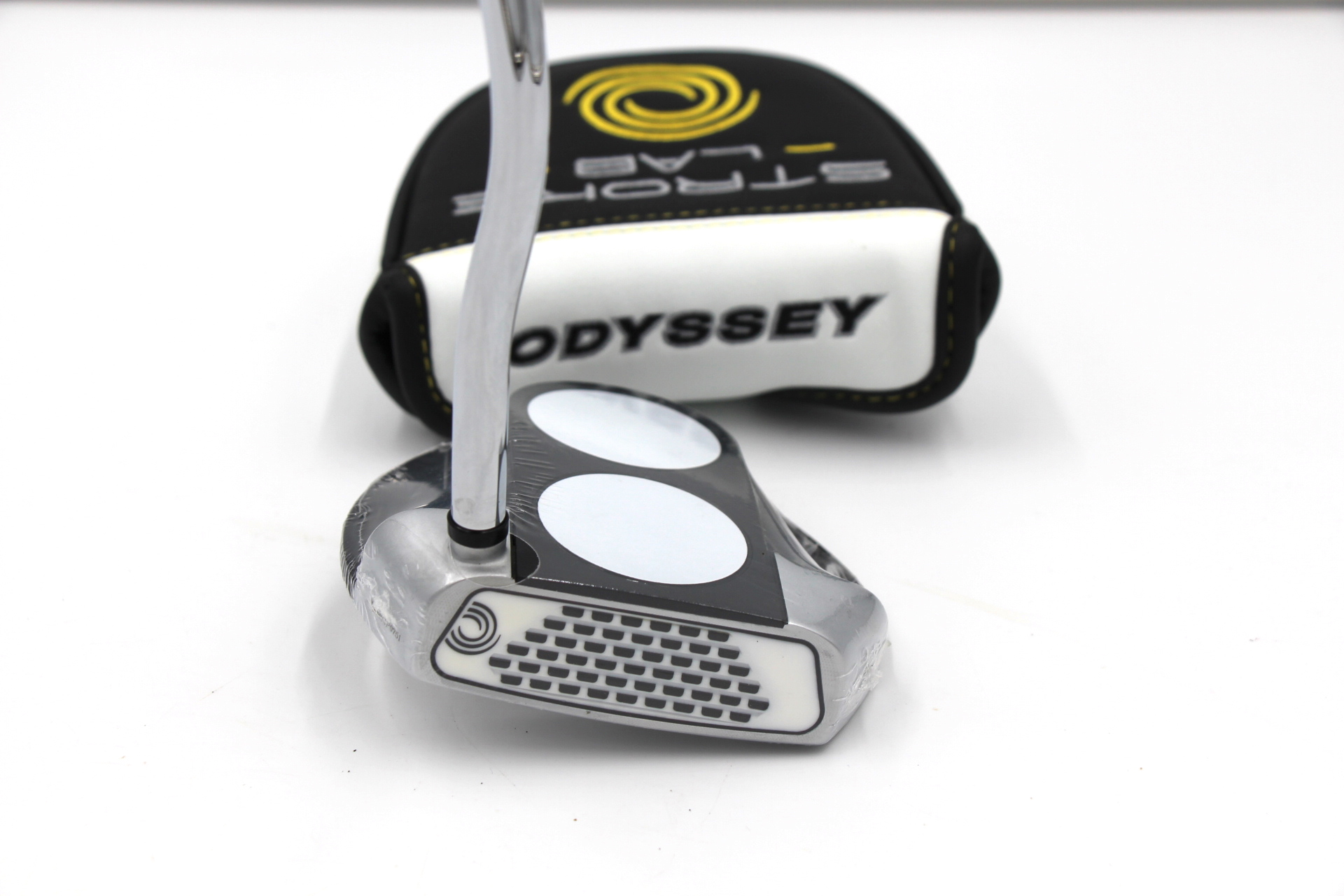Odyssey Stroke Lab 2-Ball Fang Putter – Left Handed