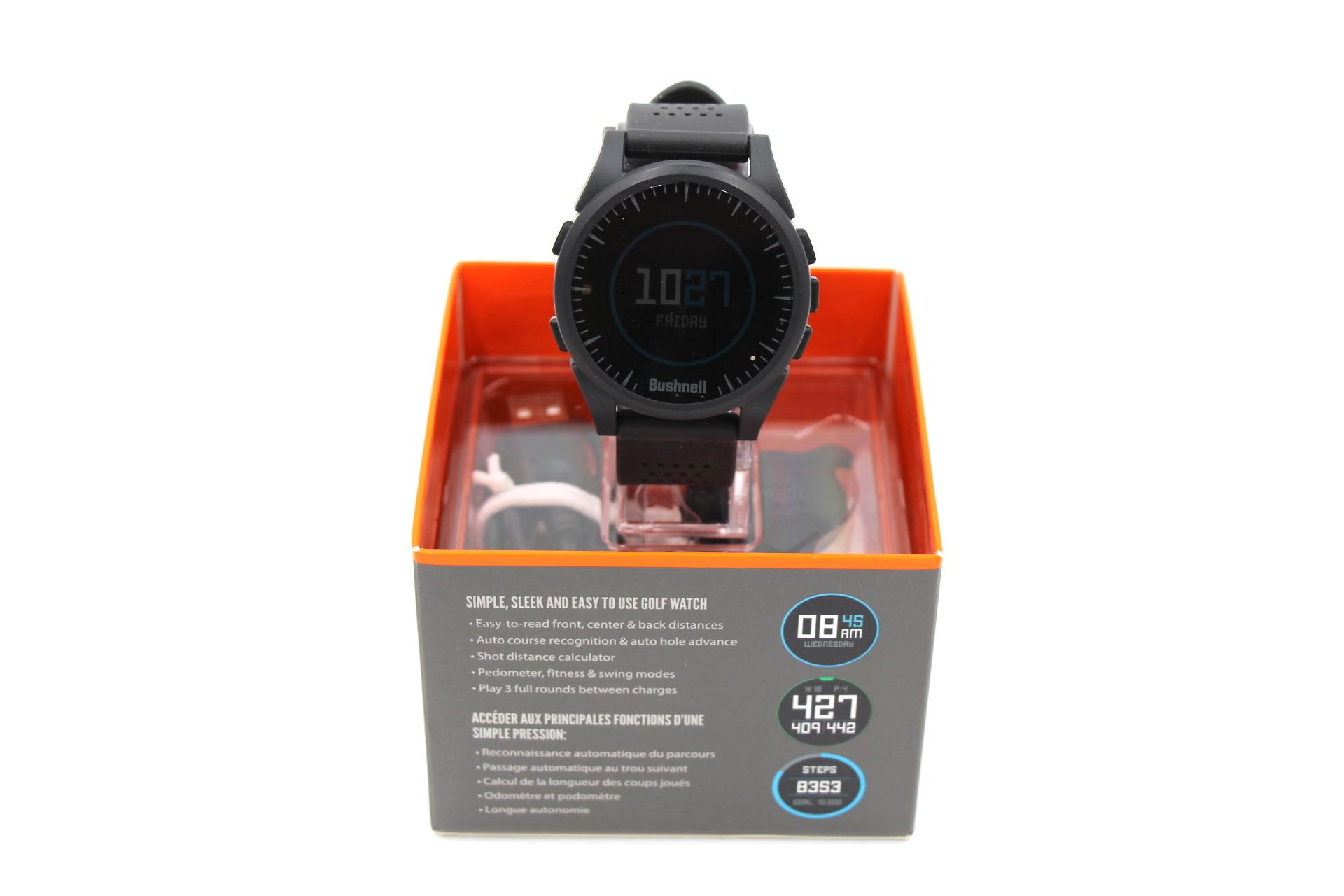 Bushnell Excel GPS Rangefinder Watch