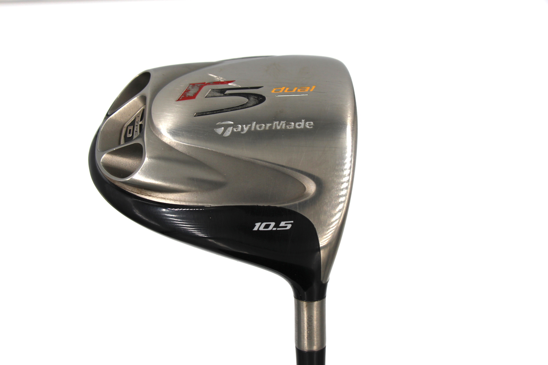 TaylorMade R5 Dual 'Type D' Driver