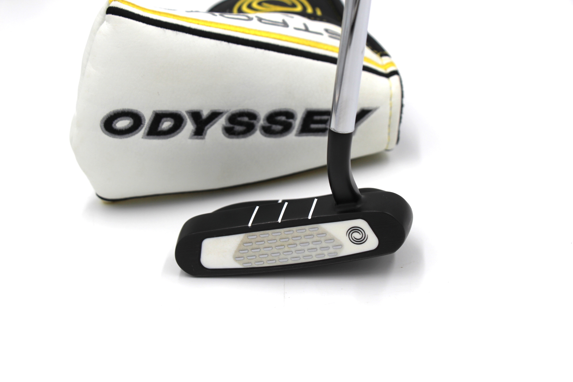 Odyssey Stroke Lab Black Rossie Flow Putter
