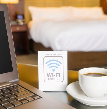 hotel wifi challenges