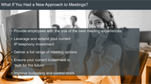 Cisco Collaboration Technology and Meetings of the Future