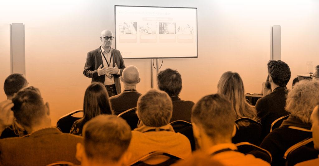 Four Key Components of Digital Transformation - Stephen Hampton