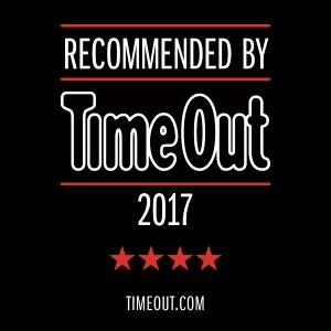 Timeout Award Winner 2017
