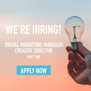 Opportunity – Digital Marketing Manager/Creative Director