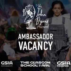 Vacancy: GSA JBA Ambassador