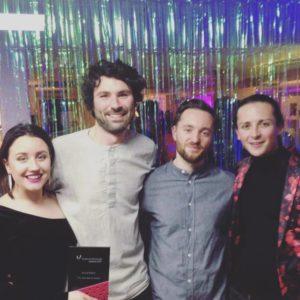 Creative Edinburgh Awards – We Won!