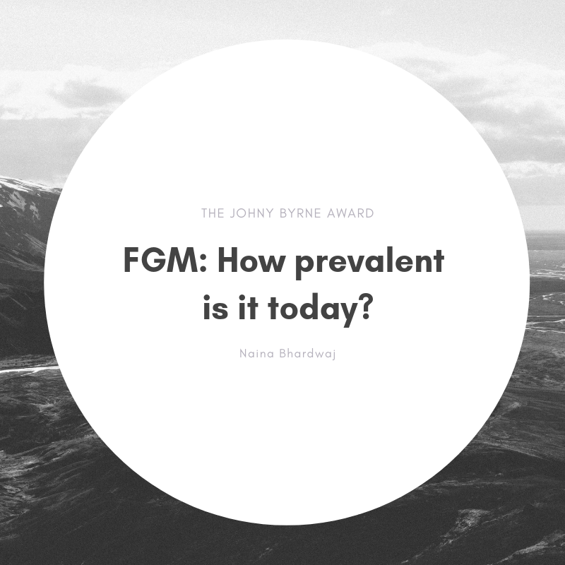 FGM: How prevalent is it today?