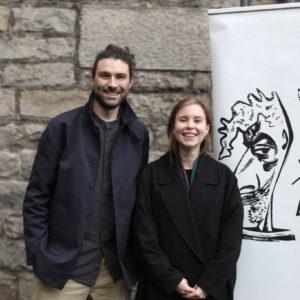 Introducing The John Byrne Award Ambassador for Edinburgh Napier University, Liliya Nikolova.