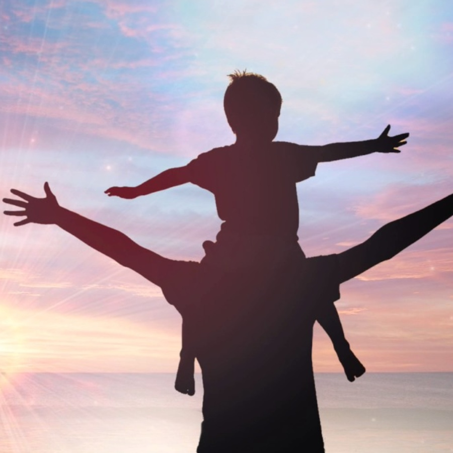 Does an absent parent create a more present you?