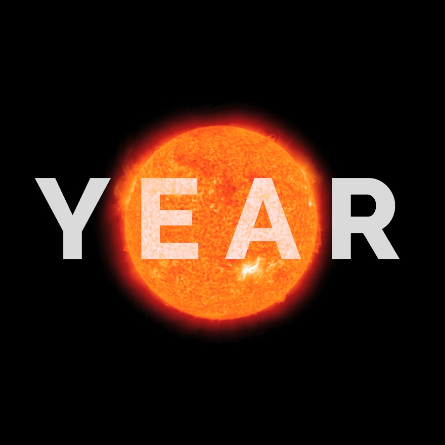 What makes a year?