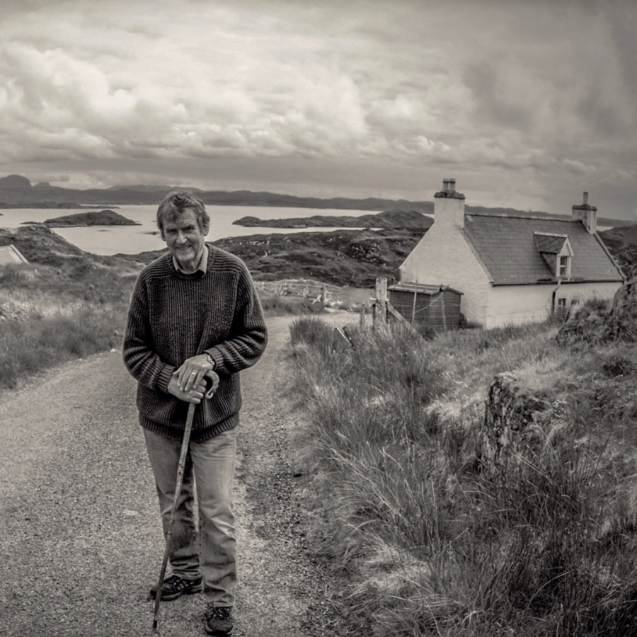 """Just a Crofter?"" In every life is a wealth of stories waiting to be told – what's yours?"