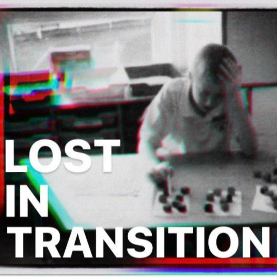 What does it mean to be lost in the educational transitional process?