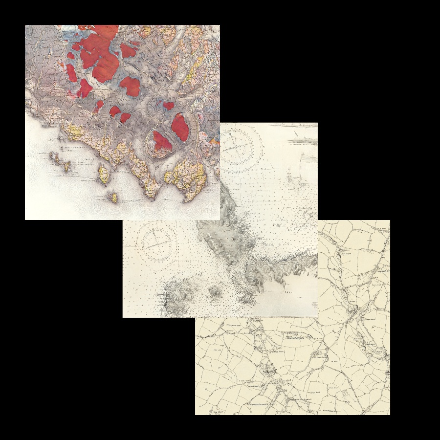 What does an AI map show us?