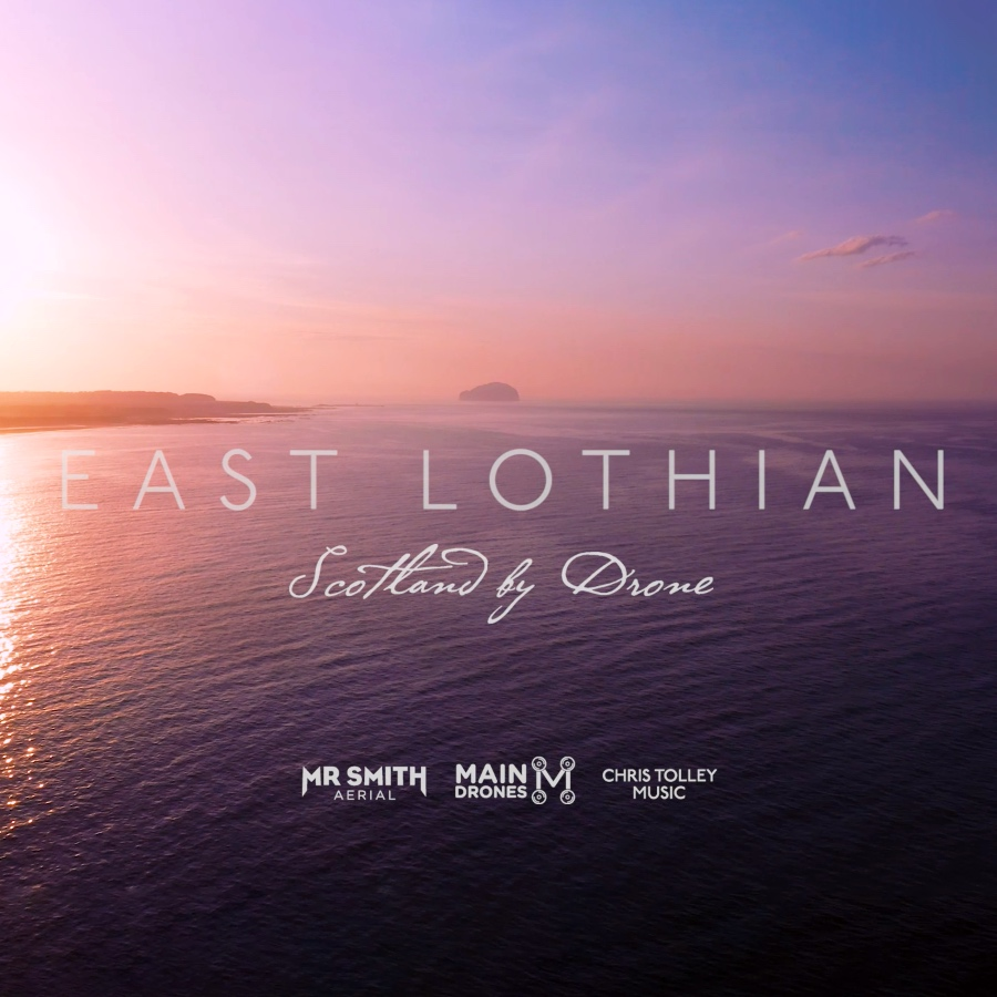 How Would It Feel To Fly Through East Lothian?