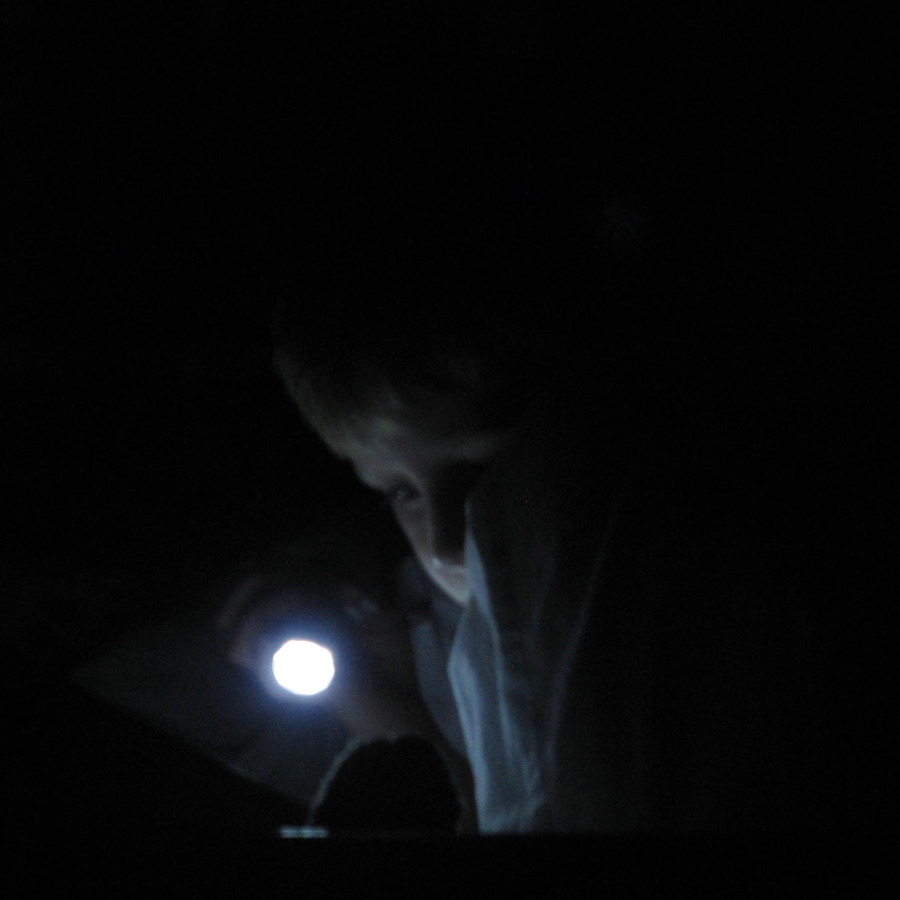 'Are We Reading In The Dark?'
