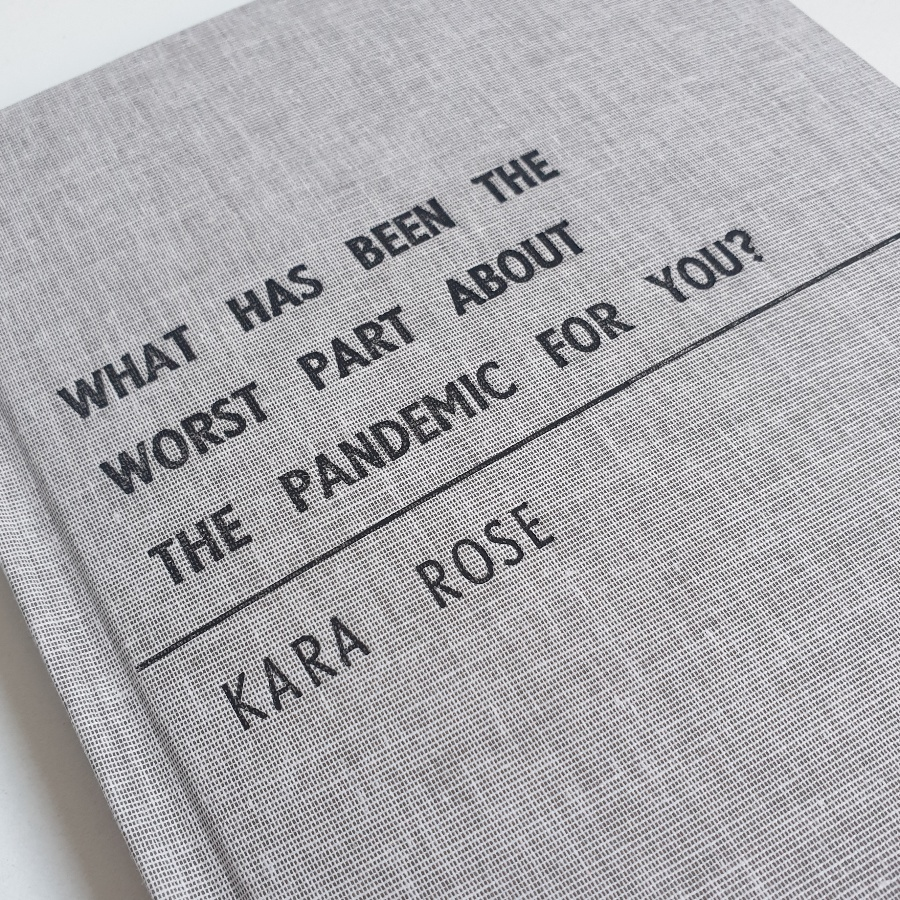 'What Has Been The Worst Part Of The Pandemic For You?'
