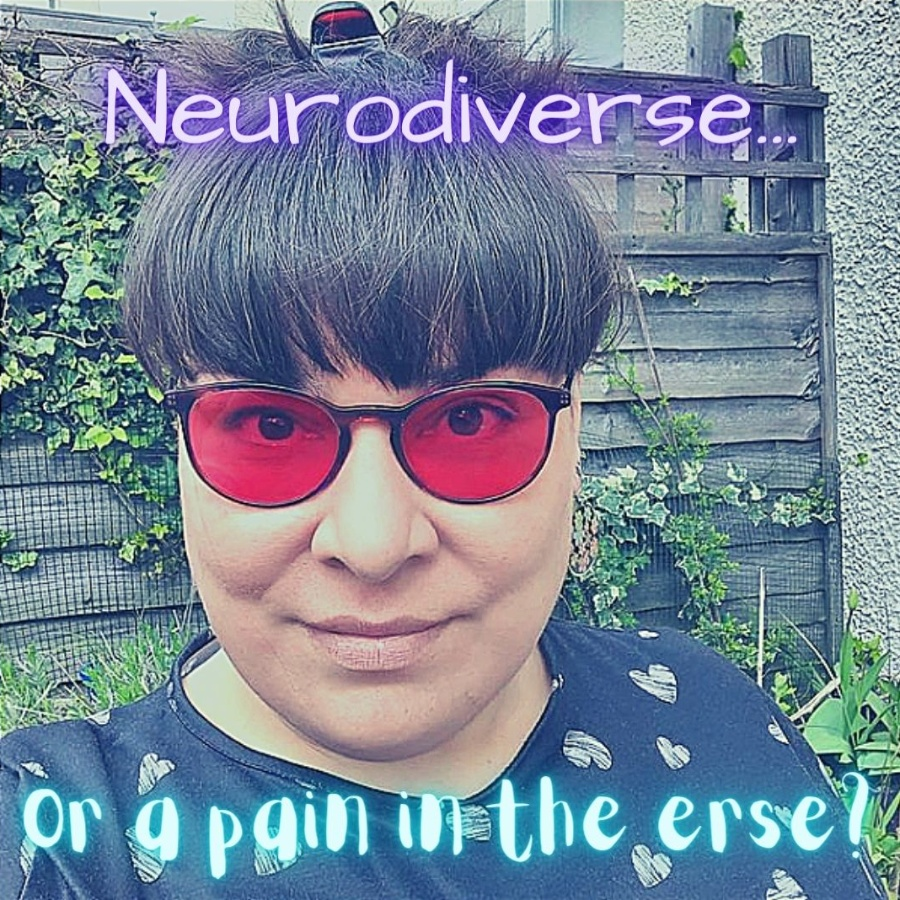 Neurodiverse – Or a Pain the Erse?