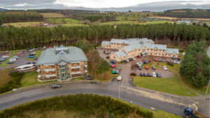 Office facilities in the heart of Banchory