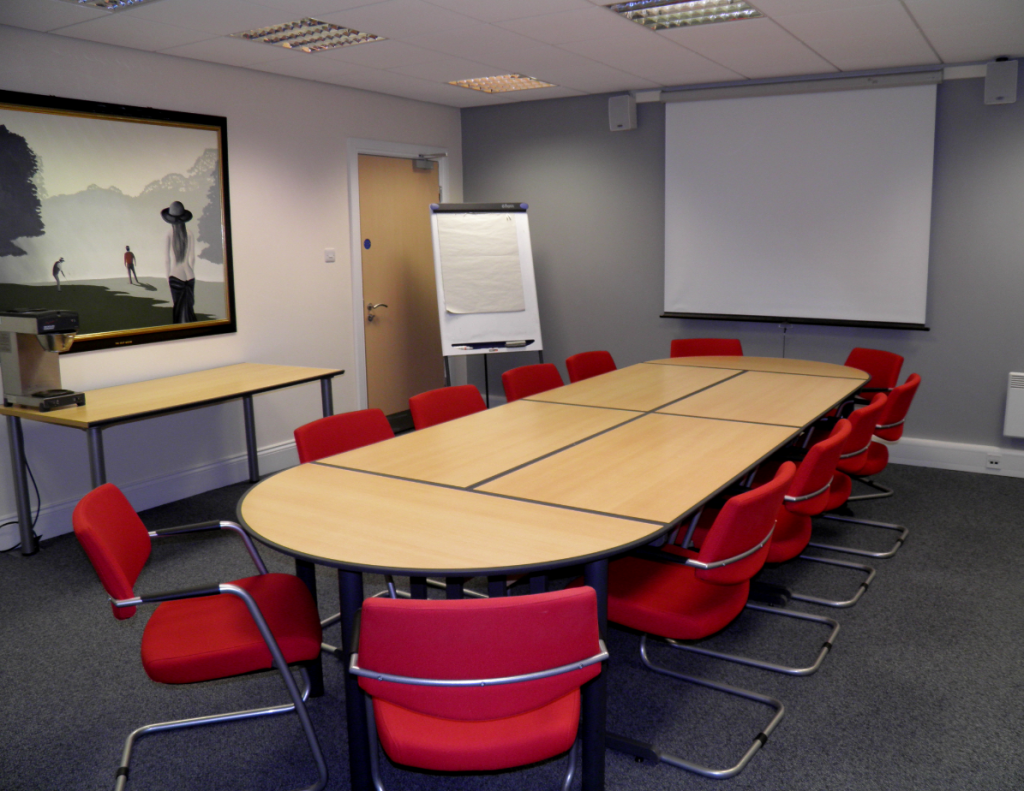 Banchory Business Centre meeting rooms for hire
