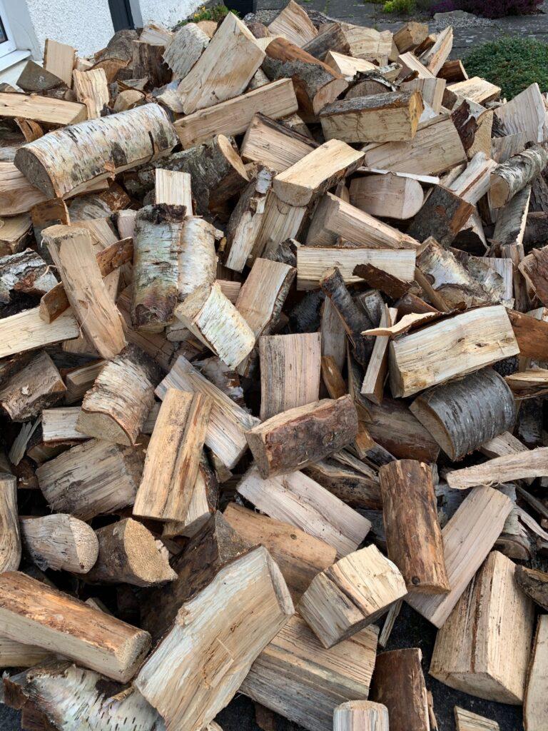 Leys Estate Firewood Delivered to your Door