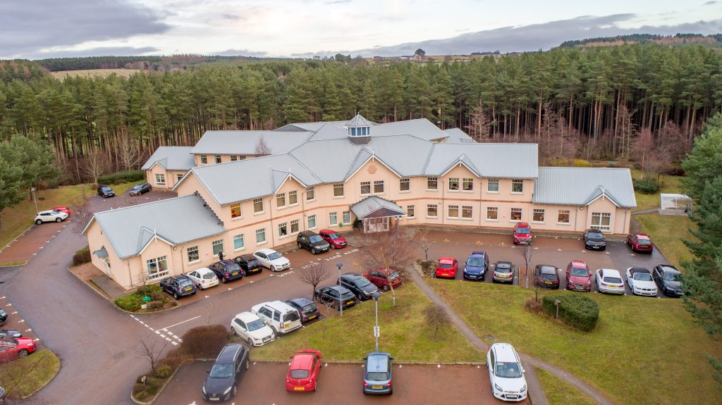 Banchory Business Centre on Leys Estate