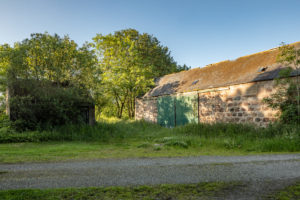 Greendams development for sale on Leys Estate