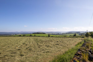 Uninterrupted views from Pitcullen for sale on the Leys Estate