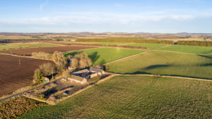 Glashmore set in stunning countryside on Leys Estate