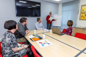 Banchory Business Centre meeting rooms