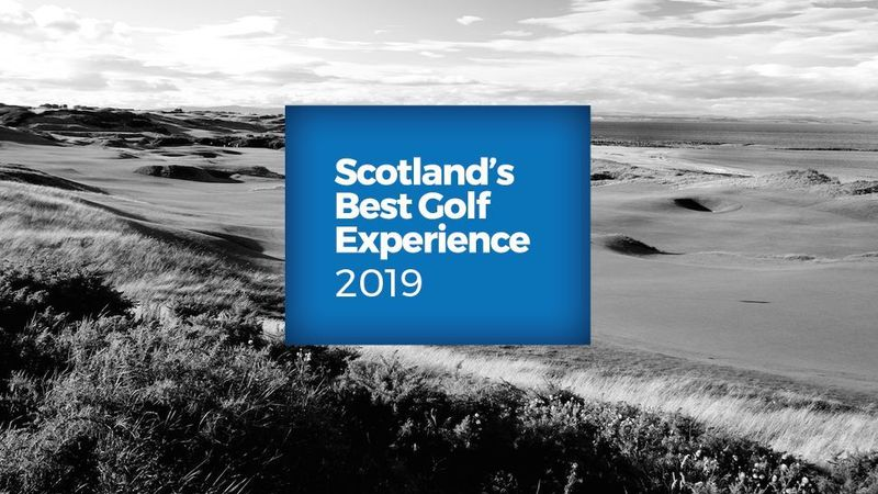 Scotlands Best Golf Experience awards