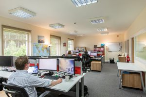 Office Space to rent at Banchory Business Centre