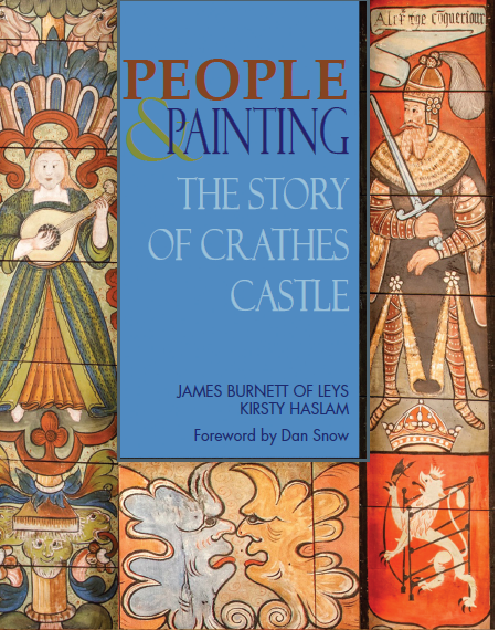 People and Paintings at Crathes Castle