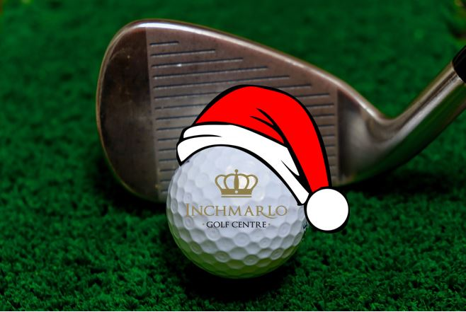 Inchmarlo Golf Centre Christmas 2019