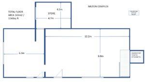 Milton of Crathes unit floor plan