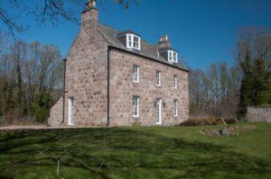 Hattonburn Farmhouse to rent on Leys Estate