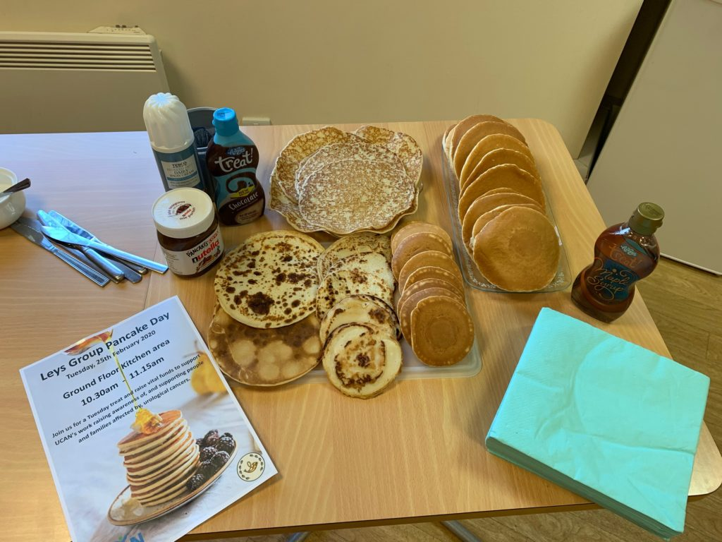Leys Group raises funds for UCAN