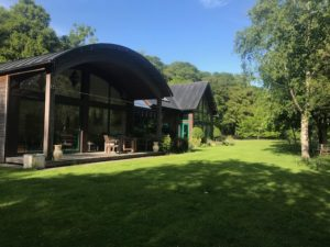Kashentroch available for rent set in extensive grounds