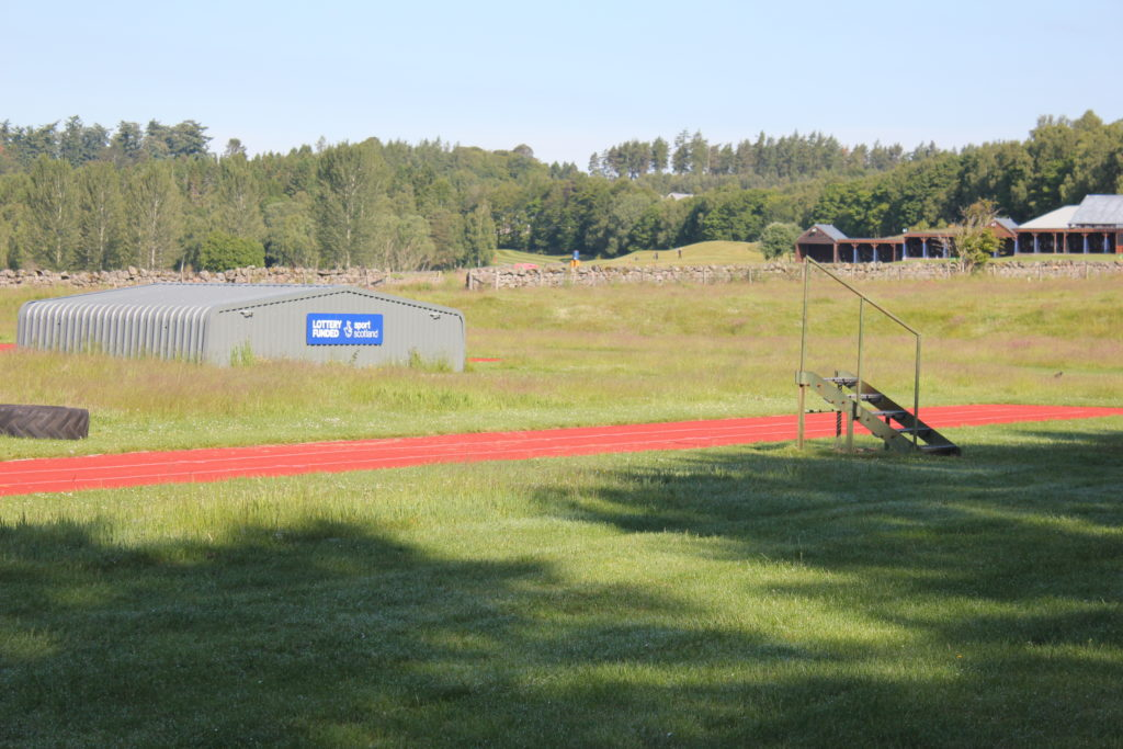 Banchory Stonehaven Athletics Club is supported by Leys Estate