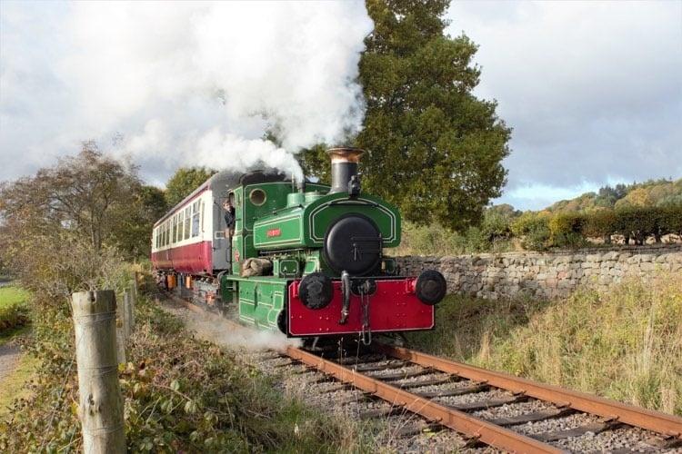 Royal Deeside Railway Preservation Society