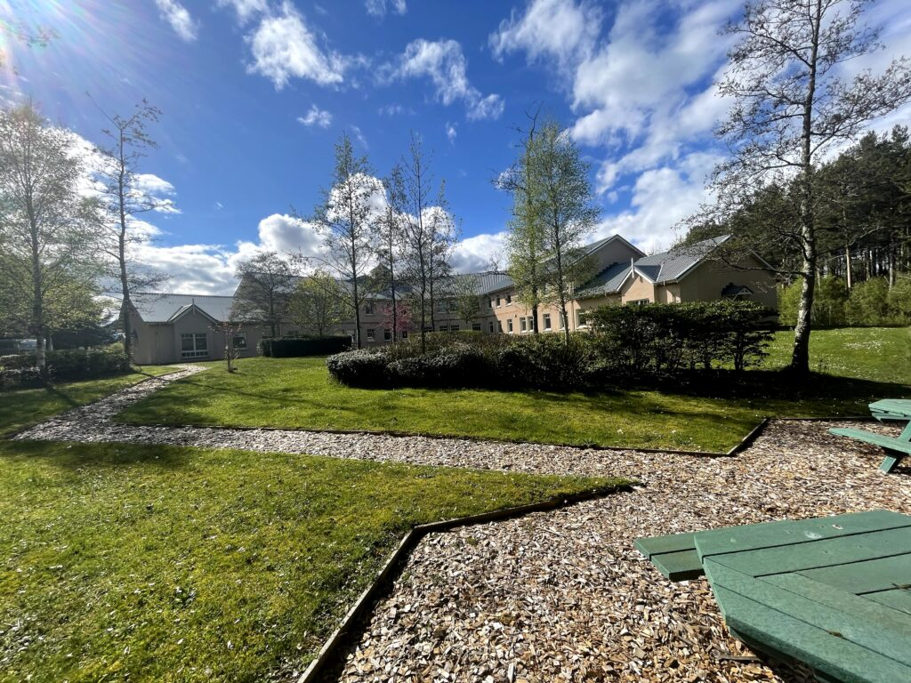 Walking routes at Banchory Business Centre
