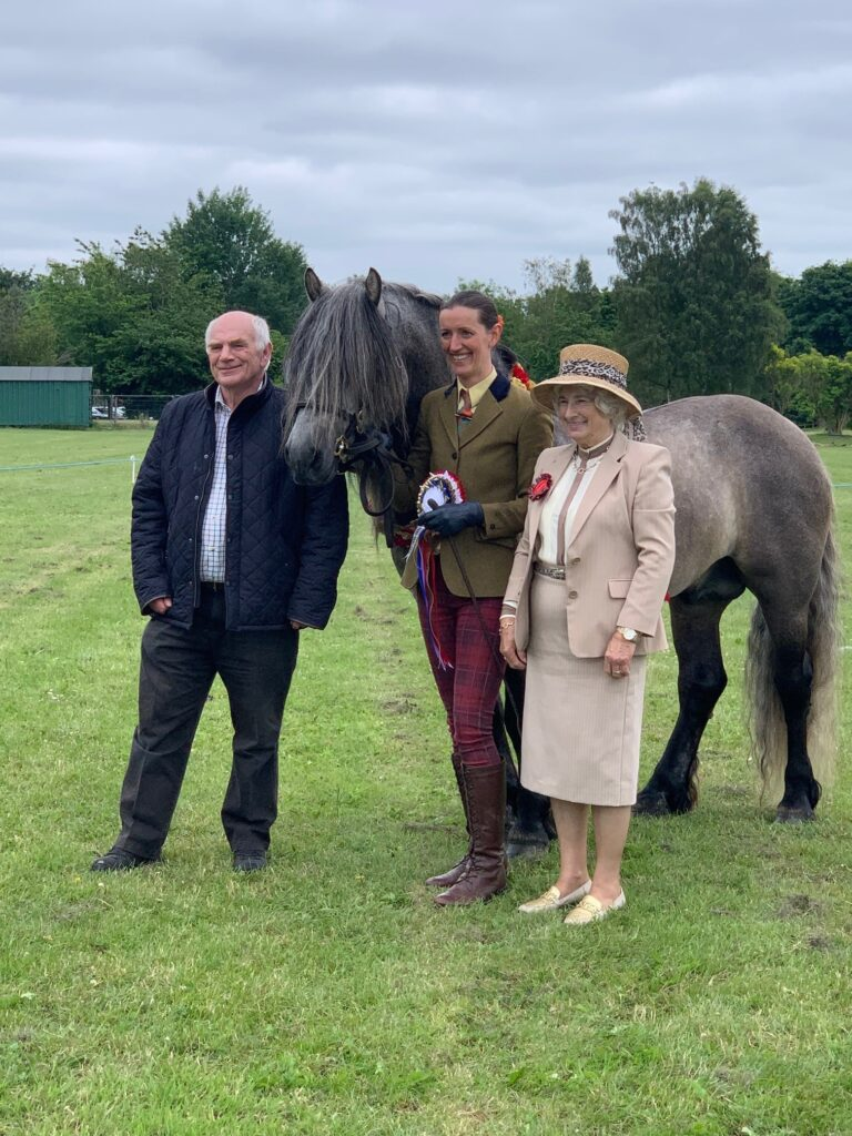 Horse Show at Milton of Crathes Events Field