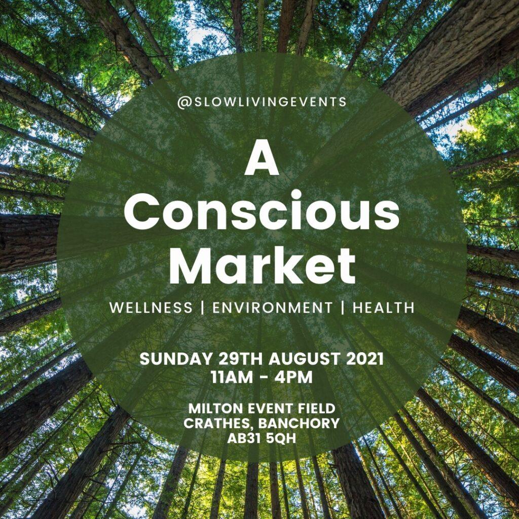 A Conscious Market at Milton of Crathes